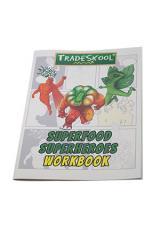 Superhero Activity Book